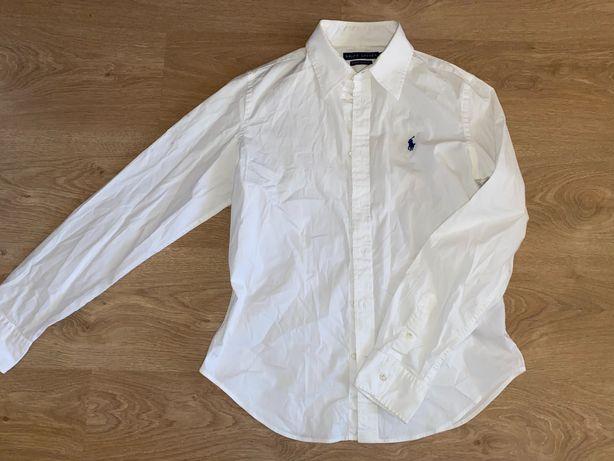 Женская рубашка белая lauren Ralph Lauren, размер М
