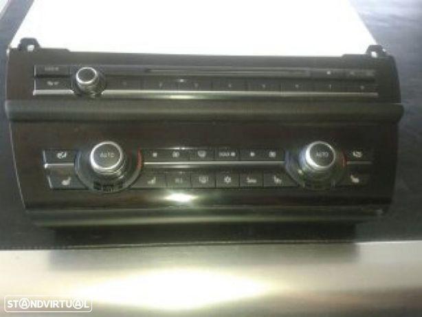 Comando sofagem+radio bmw serie 5 f10 2010