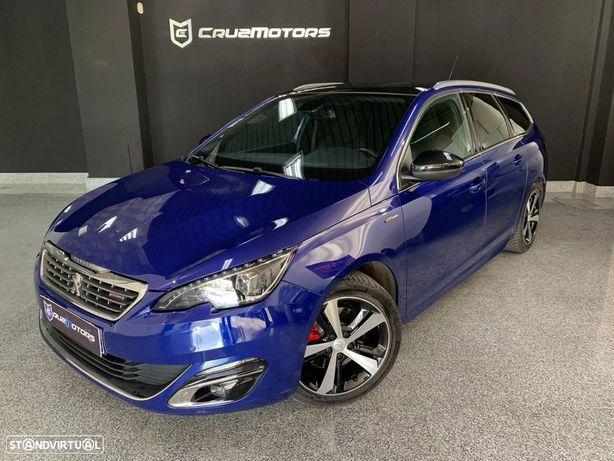 Peugeot 308 SW 2.0 BlueHDi GT Line