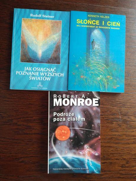 Podróże zestaw 3 książek