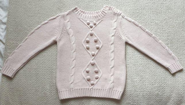 Sweterek bluzka podkoszulek koszulka 98