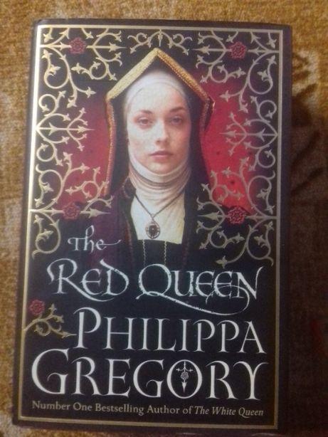 The Red Queen, Philippa Gregory książka w języku angielskim