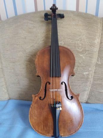 Stare skrzypce Johann Kunzl 1864