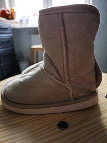 Sprzedam buciki rozm 23 ala Emu H&M