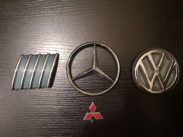 Эмблема шильдик логотип Mercedes Vito Volkswagen Fiat Наклейка емблема
