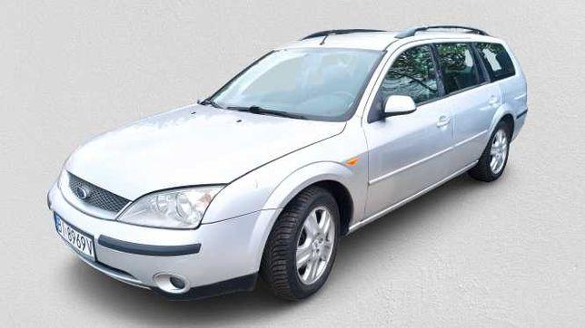 Rezerwacja/ zaliczka -FORD MONDEO 2002 r. kombi, 2.0 diesel, ładny