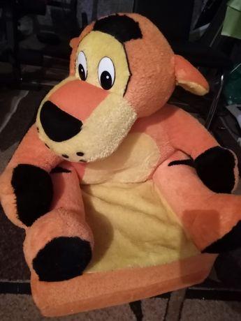 Fotel tygrysek dla dziecka