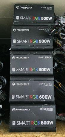 ОПТ Блоки питания Thermaltake 500w, 530w, 550w