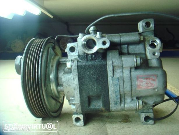 Compressor Ar Condicionado Mazda 3