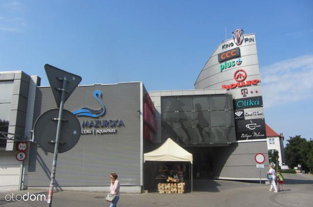 Syndyk sprzeda parking podziemny w Ostródzie