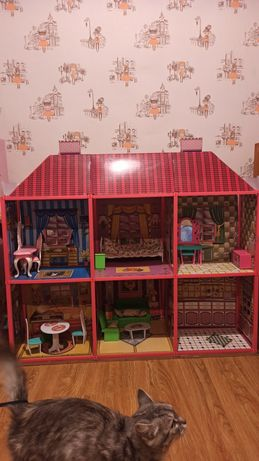 Дом для Барби с белью