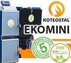 Kotły piece 8kW MINI kocioł na ekogroszek 5 klasa Ecodesign dotacja