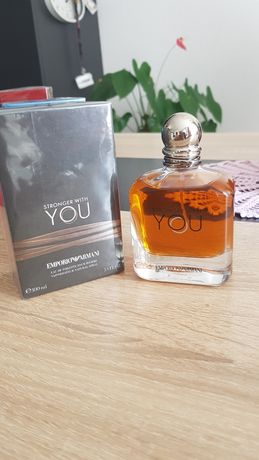 Emporio Armani Stronger With You nie tester.