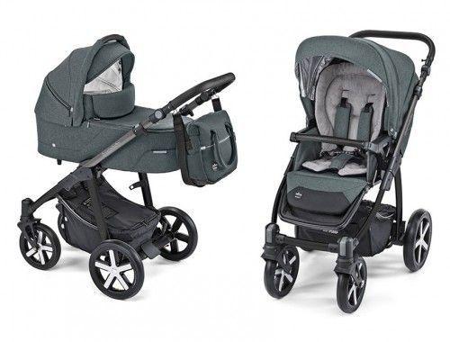 Baby Design HUSKY wózek 2w1 2020r.
