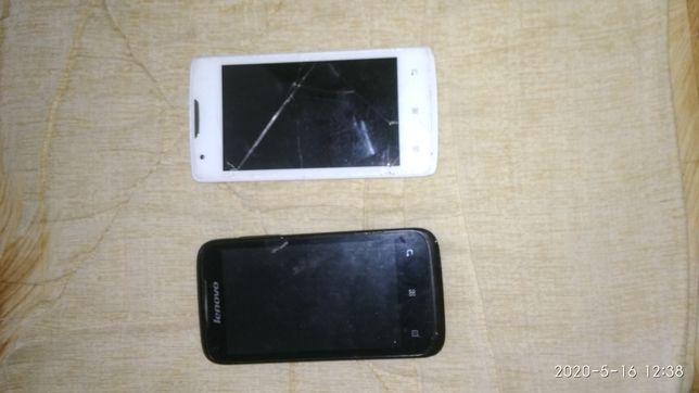 Телефоны на запчасти или под востановление