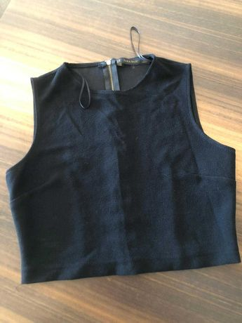 Top Zara (preto)
