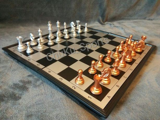 Шахматы магнитные AO QING 12808
