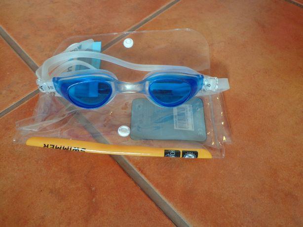 oculos natação adulto