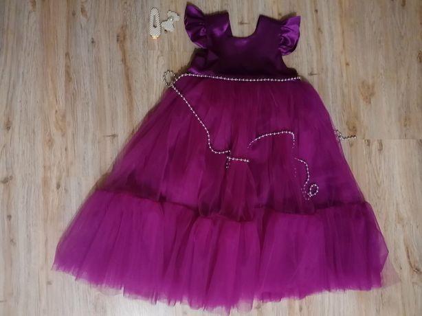 Платье 116 - 122 см