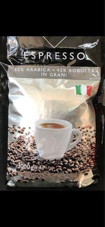 Натуральный зерновой кофе , Италия 230грн/кг
