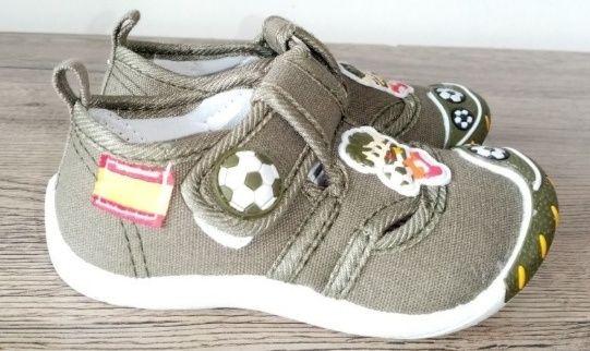 Buty dla chłopca r. 23