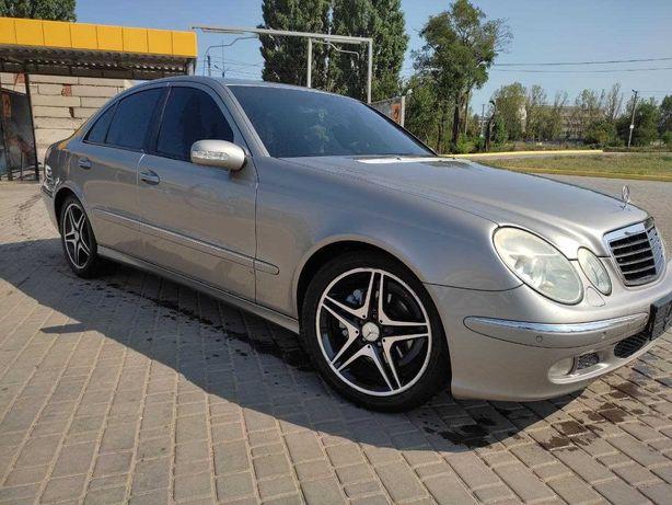 Mercedes E320  ИДЕАЛ для ценителя ТОРГ