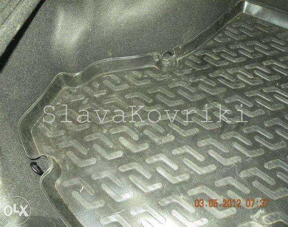 Ковёр в багажник Hyundai Elantra HD/Elantra MD 2007-2017 хюндай элантр