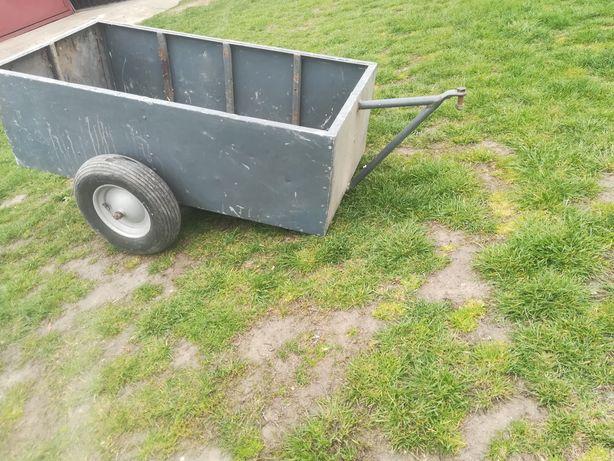 Przyczepka quad traktorek motor