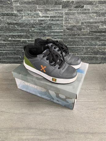 r. 33 - 20,5 cm / SIDEWALK buty na kółkach butorolki
