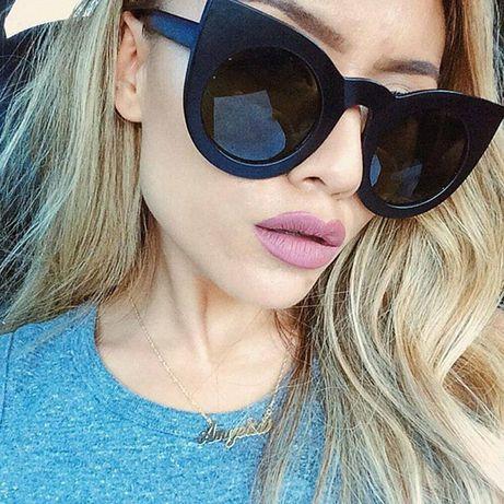 Okulary przeciwsłoneczne kocie