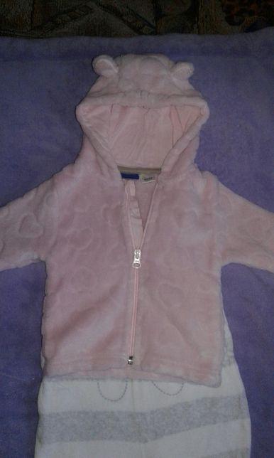 Флісова куртка, кофта, повзунки,штани