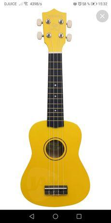 Укулеле, музыкальный инструмент