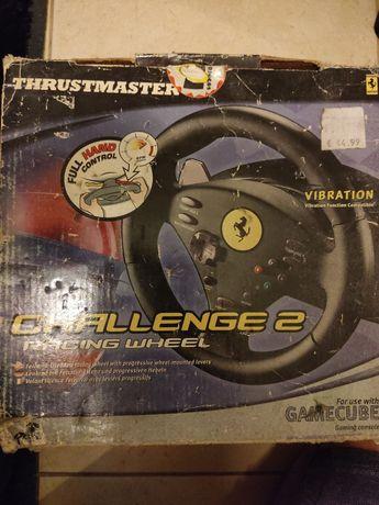 Volante para a consola GameCube