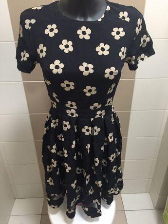 Zwiewna sukienka w kwiaty Dorothy Perkins, rozm. S