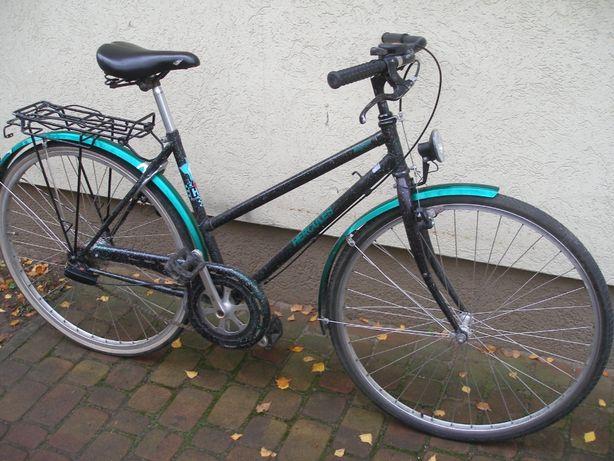 rower damka Hercules 7 biegów