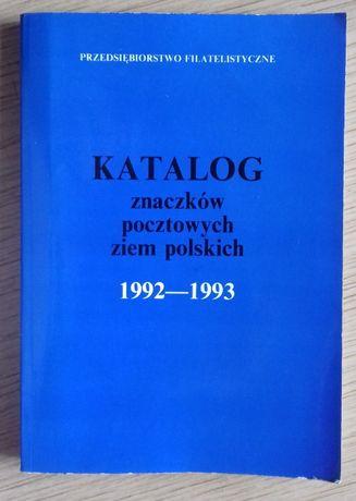Katalog znaczków pocztowych ziem polskich