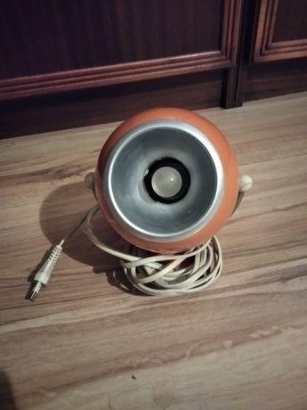 Lampka wiszaca pomarańczowa