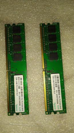 Память ПК DDR 2 1gb