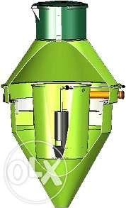 Przydomowa biologiczna oczyszczalnia ścieków NV-1 Traidenis