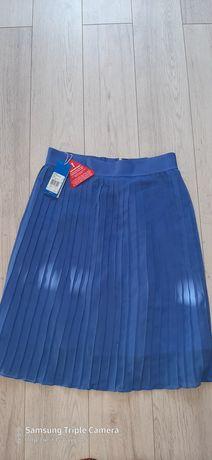 Spódnica plisowana Nowa z firmy Adidas
