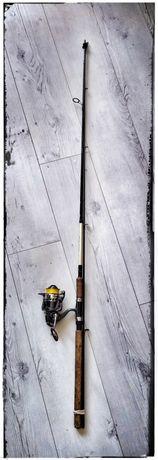 Cormoran Black Master 270 5-25 + kołowrotek Cormoran Votacor 3000