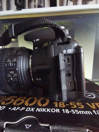 Nikon D5600 + Nikkor AF-S DX 18-105mm f/3.5-5.6G ED VR