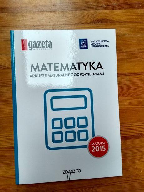Matematyka arkusze maturalne z odpowiedziami