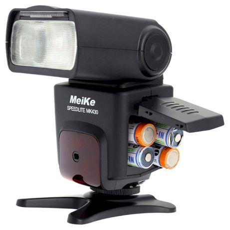 Вспышка Meike Speedlite MK-430 для фотоапарата в идеальном состоянии