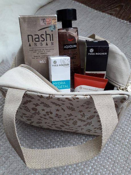 Косметичка-сумочка с ручками от Yves Rocher