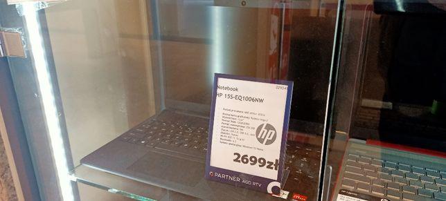 Laptop HP 15-SEQ1006NW Nowy Gwarancja ! Do nauki SSD