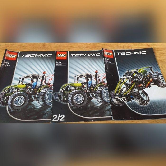 LEGO Technic 8284 Żnin - image 1