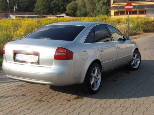 Audi A6C5 Ładne :)