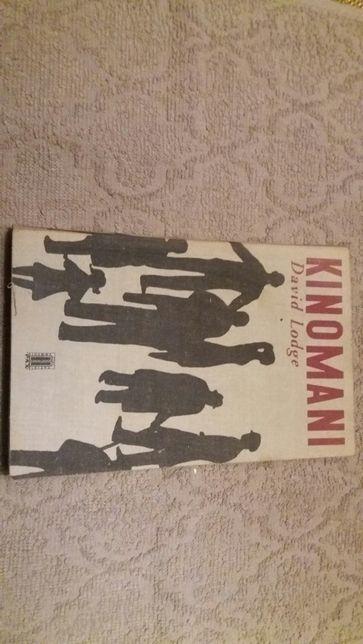 Książka Kinomani David Lodge