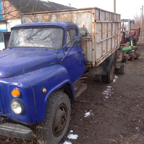 ГАЗ 53 бортовой .